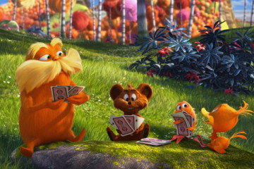 The Lorax [2012] Movie Review Recommendation