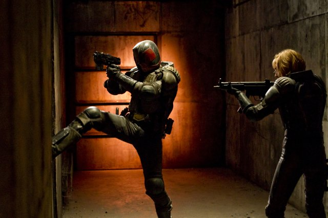 Dredd [2012] Movie Review Recommendation