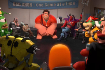 Wreck-It Ralph [2012] Movie Review Recommendation