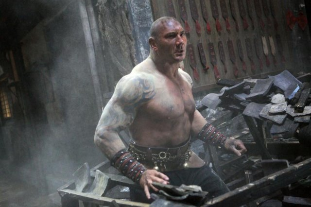 The Man With The Iron Fists [2012] Movie Review Recommendation