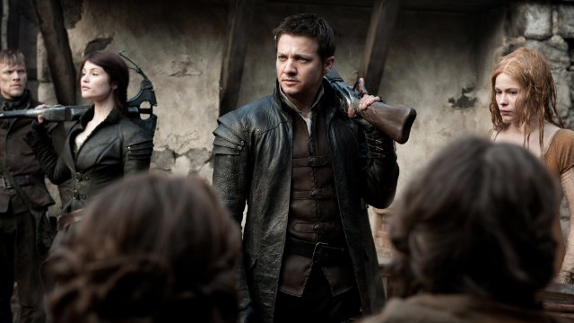 Hansel & Gretel: Witch Hunters [2013] Movie Review Recommendation