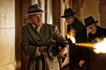 Gangster Squad [2013] Movie Review Recommendation