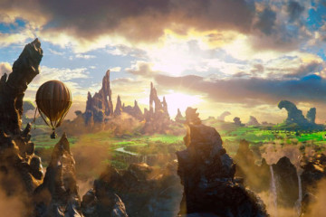 Oz the Great and Powerful [2013] Movie Review Recommendation