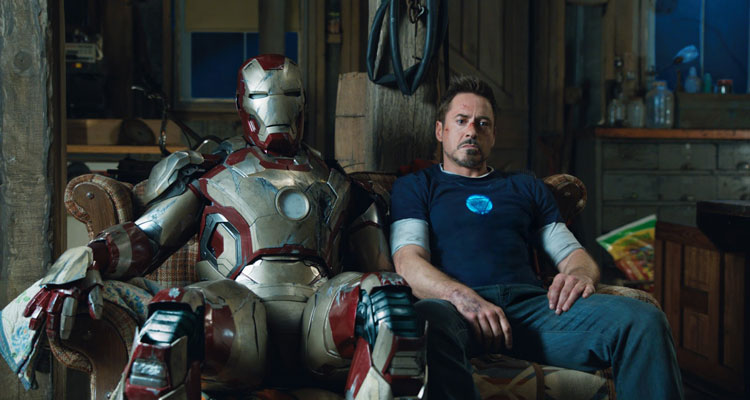Iron Man 3 [2013] Movie Review Recommendation