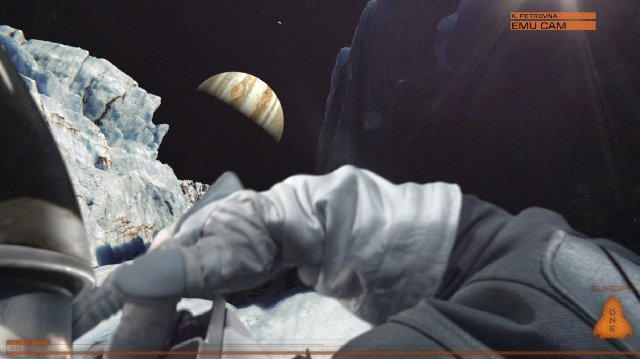 Europa Report [2013] Movie Review Recommendation Poster