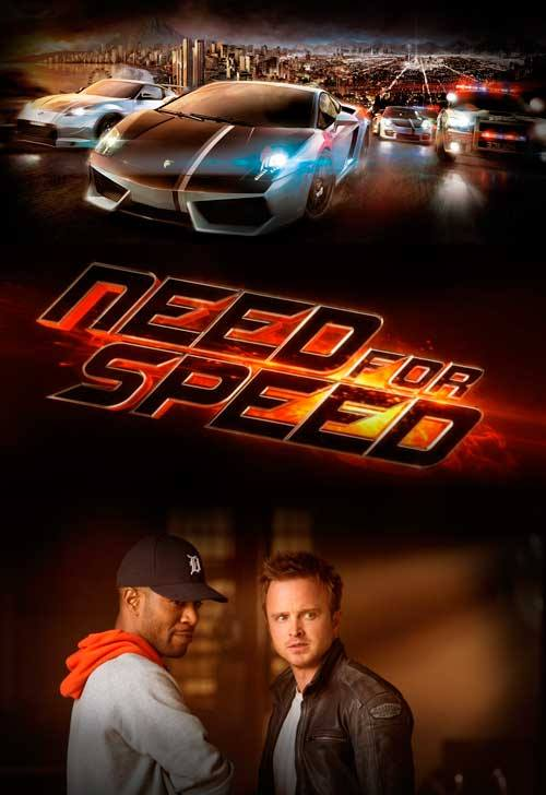 Need For Speed movie set for release on March 14, 2014