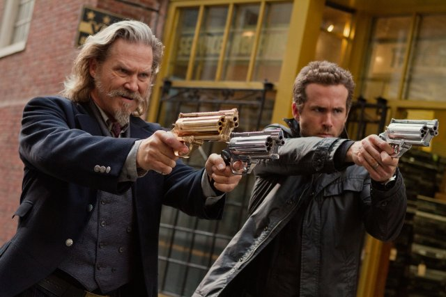 R.I.P.D. [2013] Movie Review Recommendation