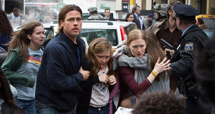 World War Z [2013] Movie Review Recommendation