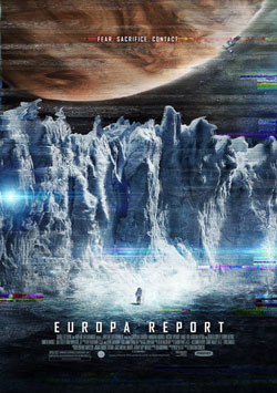 Europa Report 2013 Poster