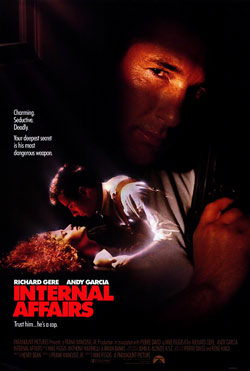 Internal Affairs 1990 Poster