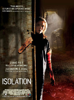 Isolation 2005 Movie Poster
