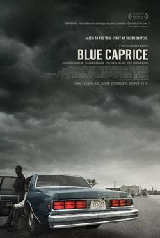 Blue Caprice 2013 Movie Poster