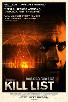 Kill List 2011 Movie Poster