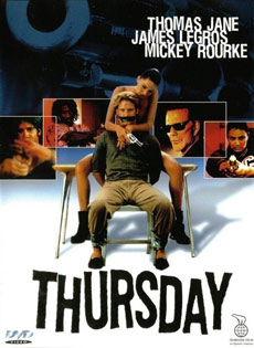 Thursday 1998 Movie Poster