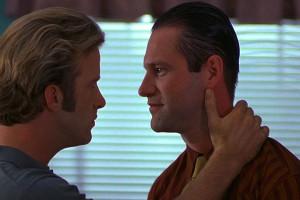 Thursday [1998] Movie Thursday 1998 Movie Aaron Eckhart as Nick and Thomas Jane as Casey