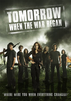 Tomorrow When the War Began 2010 Poster