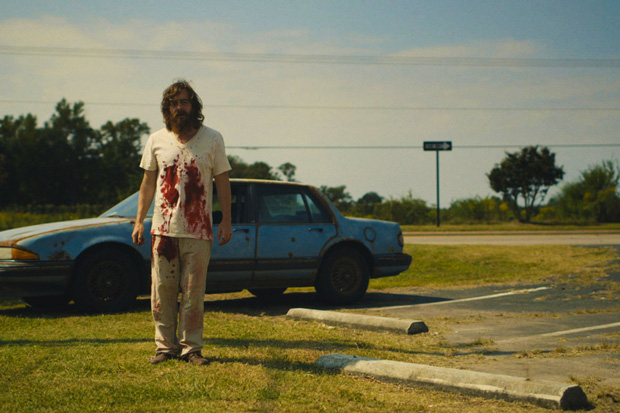 Blue Ruin [2013] Movie Review Recommendation Poster