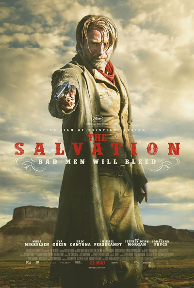 The Salvation [2014] Movie Poster