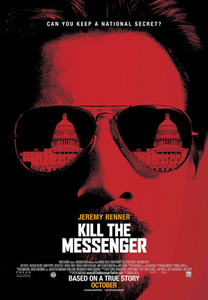 Kill the Messenger [2014] Movie Review Recommendation Poster