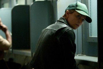 Dark Places [2014] Charlize Theron as Libby Day Prison scene