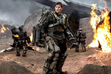 Edge of Tomorrow [2014] Movie Review Recommendation