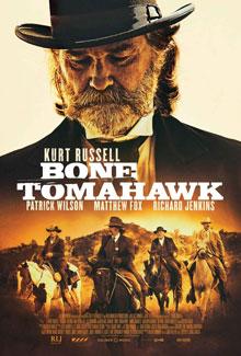 Bone Tomahawk 2015 Movie Poster