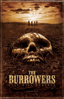 The Burrowers 2008 Movie Poster