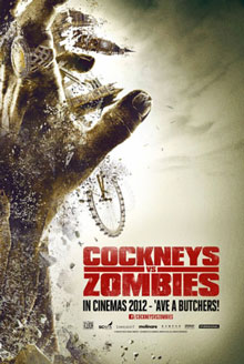 Cockneys vs Zombies [2012] Movie Poster