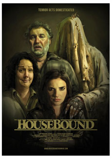 Housebound [2014] Movie Poster