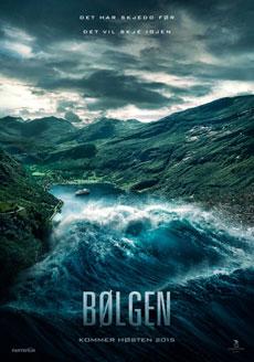 Bølgen AKA The Wave [2015] Movie Poster