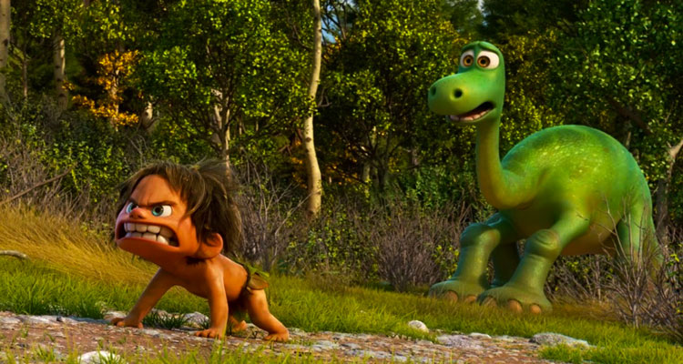 The Good Dinosaur [2015] Movie Review Recommendation