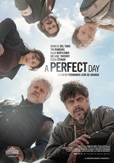 A Perfect Day [2015] Movie Review Recommendation Poster
