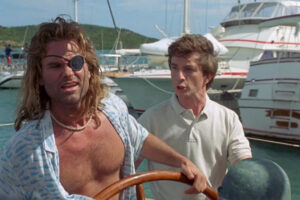 Captain Ron 1992 Movie Kurt Russell and Martin Short