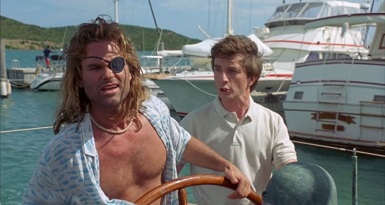 Captain Ron 1992 Movie Kurt Russell and Martin Short