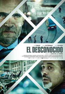 El Desconocido Aka Retribution [2015] Movie Poster