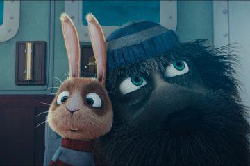 Beyond Beyond AKA Resan Till Fjäderkungens Rike 2014 Johan the rabbit and his friend hiding in the ship