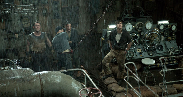 The Finest Hours [2016] movie review