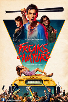 Freaks of Nature [2015] movie poster