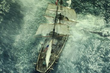 In the Heart of the Sea [2015] Whaling ship Essex