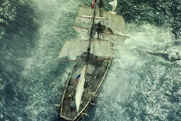 In the Heart of the Sea [2015] movie review