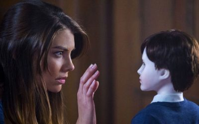 The Boy [2016] movie review