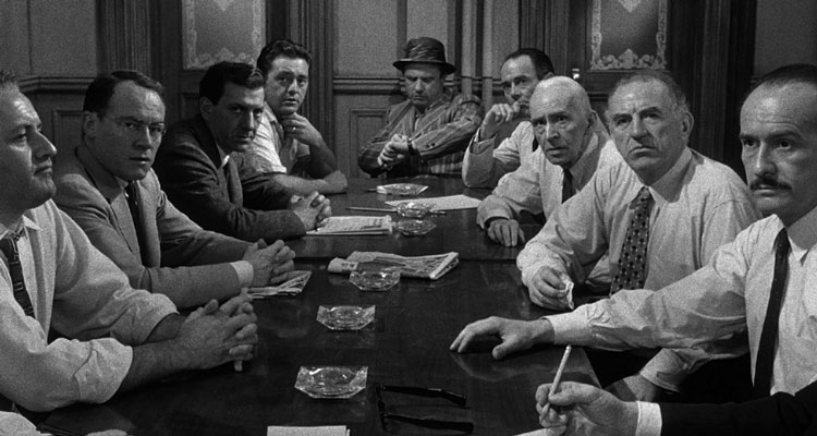 12 Angry Men Movie Review Recommendation