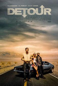 Detour-2016 Movie Review Recommendation Poster