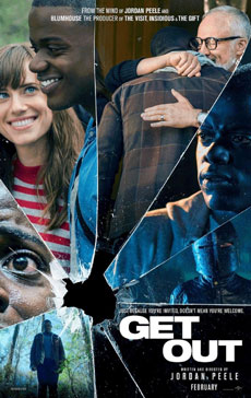 Get Out 2017 Poster Movie Review Recommendation