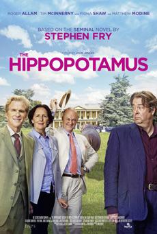 The Hippopotamus 2017 Movie Poster