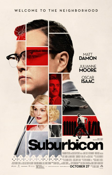Suburbicon Poster 2018 Movie