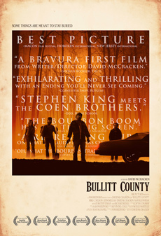 Bullitt County 2018 movie poster review