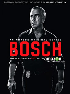 Bosch television show poster