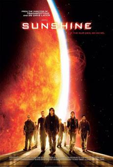 Sunshine 2007 Movie Poster