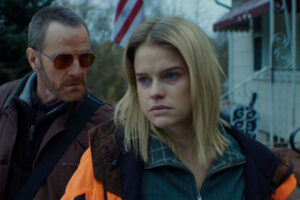 Cold Comes The Night 2013 Movie Alice Eve and Bryan Cranston